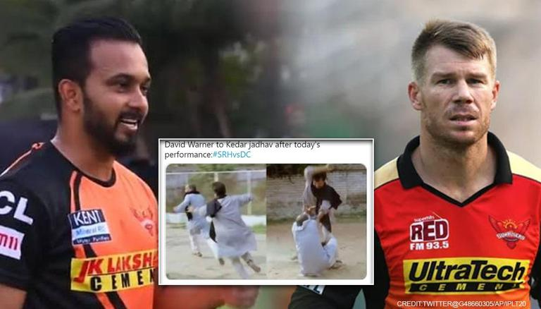 ट्वीटर रिएक्शन: खराब बल्लेबाजी की वजह से ट्रोल हुई सनराइजर्स हैदराबाद, इस खिलाड़ी को प्लेइंग इलेवन से बाहर करने की उठी मांग 1