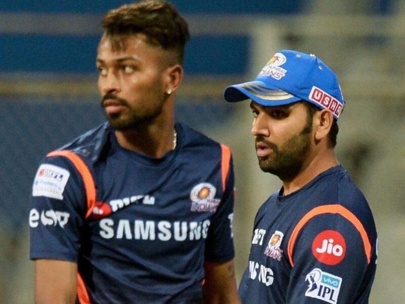 मुंबई इंडियंस के लिए बुरी खबर, लगातार दूसरे मैच से बाहर हो सकते हैं कप्तान रोहित शर्मा और हार्दिक पांड्या 6