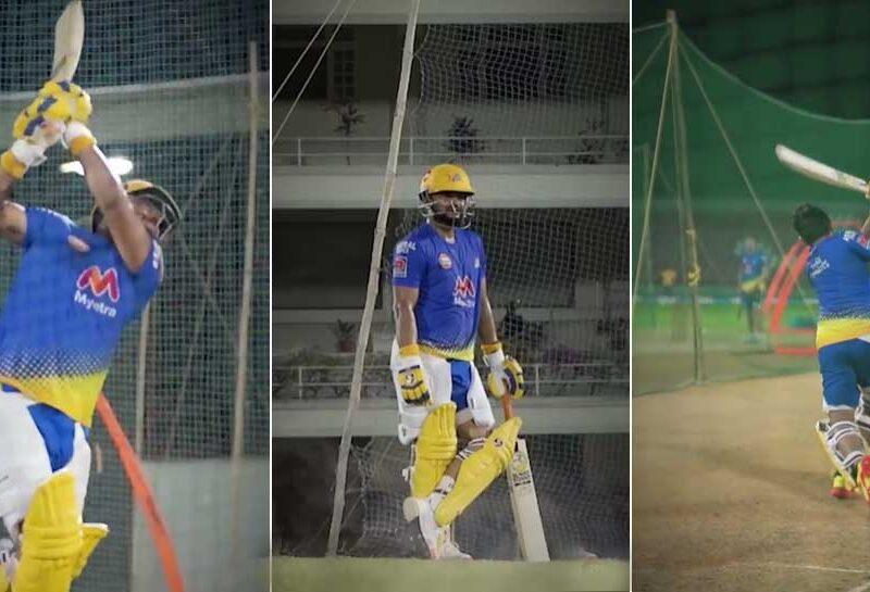 आईपीएल 2021: आईपीएल से पहले सुरेश रैना ने दिखाया फॉर्म, लगाया इतना लंबा छक्का, देख नहीं होगा यकीन 9