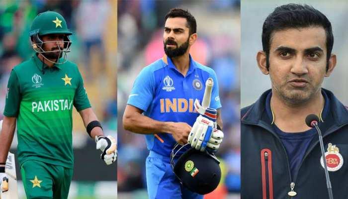T20 World Cup 2021:पाकिस्तान के खिलाफ पहले टी20 के लिए गौतम गंभीर ने चुनी टीम इंडिया की प्लेइंग इलेवन, इन बल्लेबाजों को दिया मौका 1
