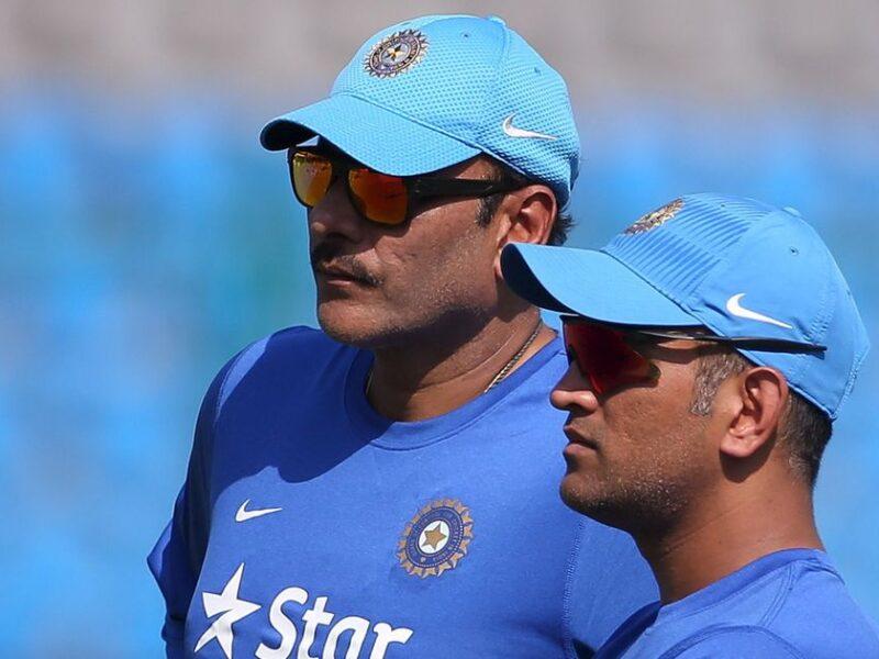 आज ही के दिन धोनी ने रवि शास्त्री को साबित किया था गलत, ऑस्ट्रेलिया को हरा फाइनल में बनाई थी जगह 9