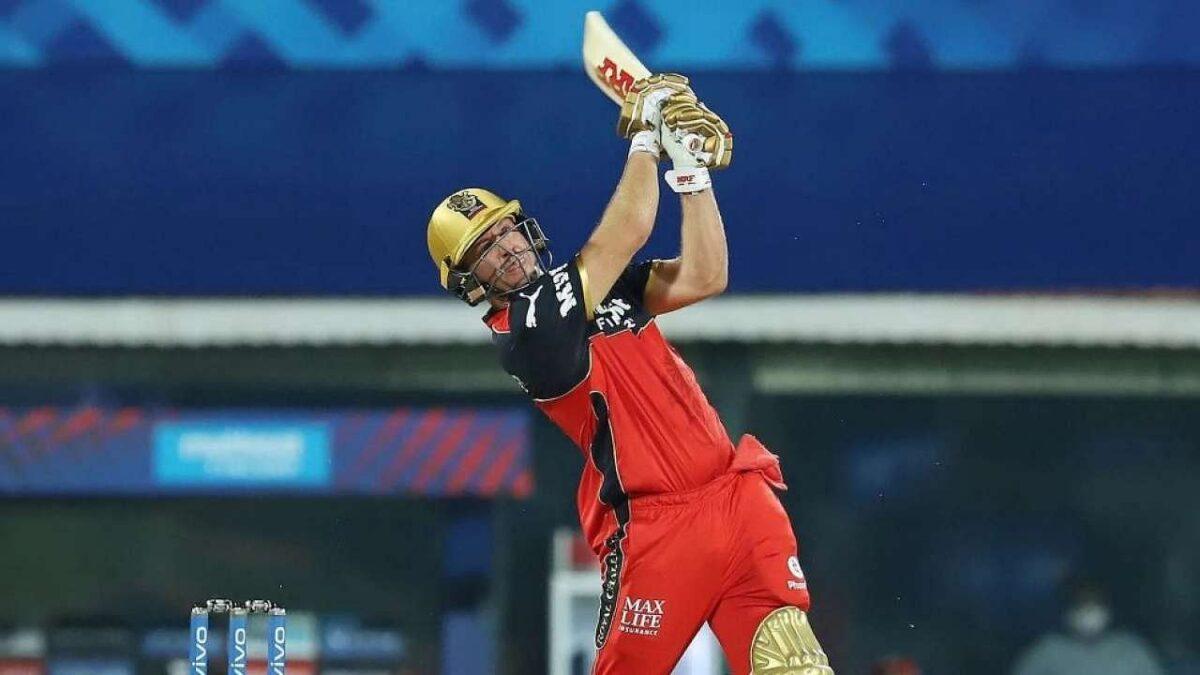 IPL 2021 से पहले एबी डिविलियर्स ने खेली तूफानी शतकीय पारी, मैच में चौकेछक्कों की कर दी बरसात 1