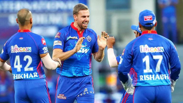 दिल्ली कैपिटल्स के एनरिच नोर्ट्जे ने डाली आईपीएल 2021 की सबसे तेज़ गेंद, स्पीड जानकर आप भी हो जायेंगे हैरान 5