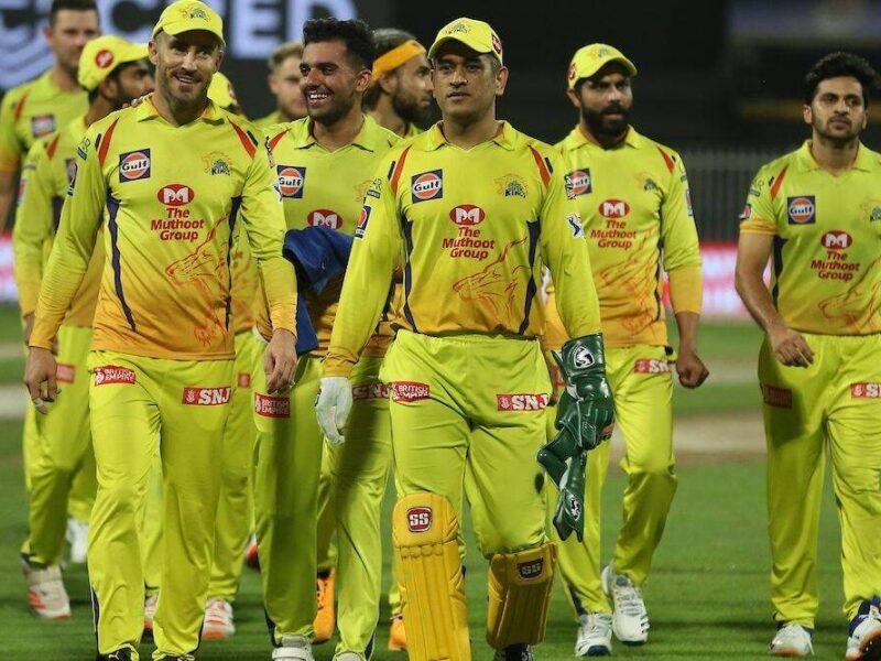 मुंबई इंडियंस के खिलाफ इन 11 खिलाड़ियों के साथ मैदान पर उतर सकती है चेन्नई सुपर किंग्स, बाहर हुए ये 3 खिलाड़ी 9