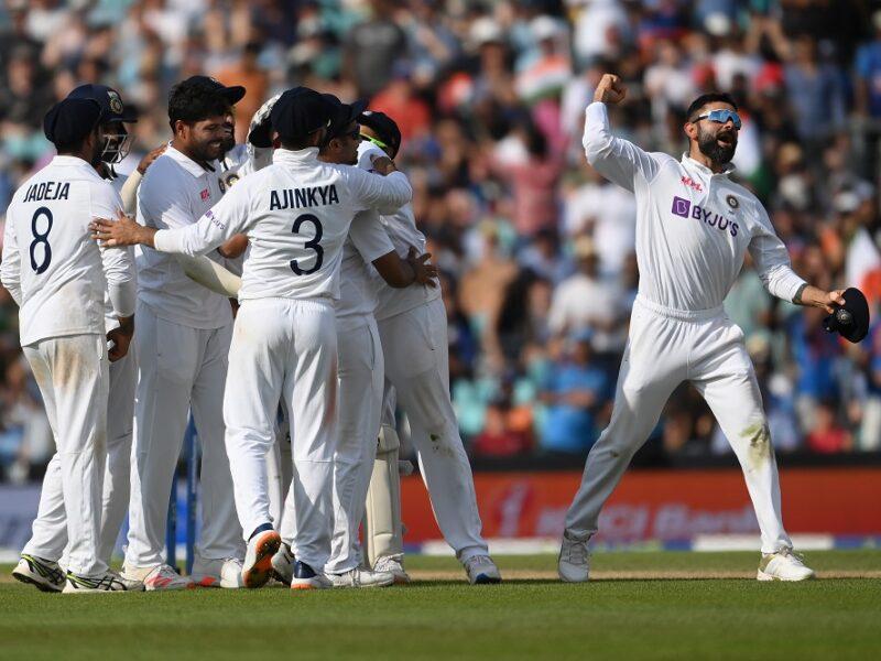 ENG vs IND: 50 साल बाद ओवल में मिली जीत के बाद भारतीय फैंस हुए इस खिलाड़ी के मुरीद, कहा इसे मैन ऑफ़ द मैच दो 11