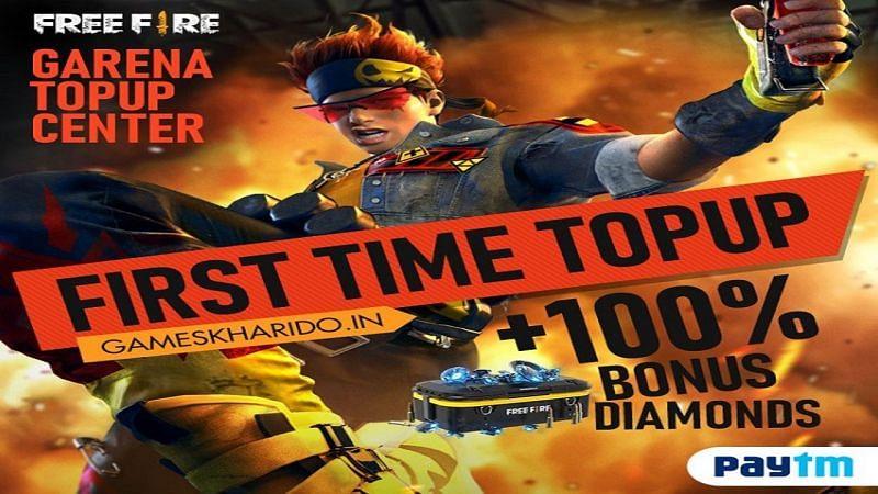 Free Fire में Games Kharido वेबसाइट से 100% बोनस कैसे हासिल करें? 2
