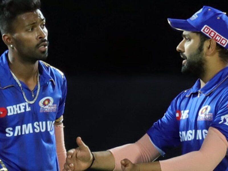 आईपीएल 2021: रोहित शर्मा और हार्दिक पंड्या को इस वजह से मुंबई इंडियंस ने नहीं दिया प्लेइंग इलेवन में मौका 16