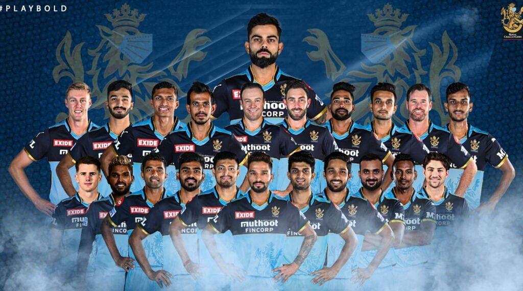 IPL 2021: अपने पहले मैच में कोलकाता के खिलाफ नीली जर्सी में उतरेगी विराट कोहली की सेना, जाने वजह 1