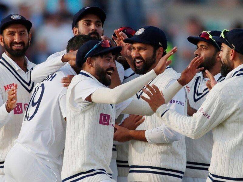 भारत और इंग्लैंड के बीच आखिरी टेस्ट को लेकर बड़ी खबर आई सामने, इस दिन हो सकता है मैच 11