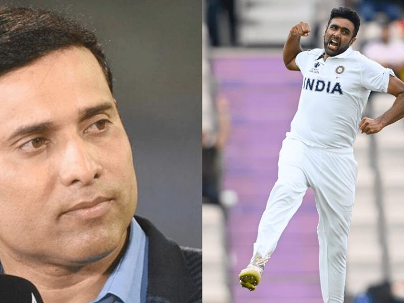 रविचंद्रन अश्विन को क्यों रखा गया ओवल टेस्ट की प्लेइंग 11 से बाहर, वीवीएस लक्ष्मण ने बताई वजह 11