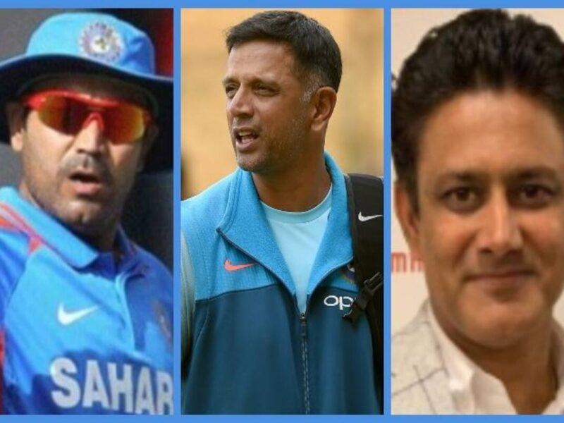BCCI का बड़ा फैसला रवि शास्त्री की होगी टीम इंडिया से छुट्टी, ये दिग्गज खिलाड़ी होगा भारतीय टीम का नया कोच 12