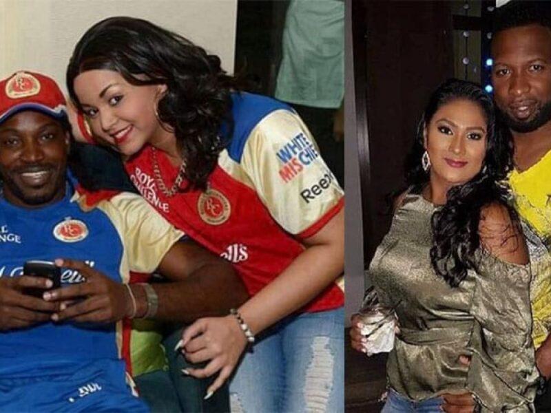 वेस्टइंडीज के इन 5 खिलाड़ियों की पत्नियां हैं खूबसूरती की मिसाल, तस्वीरें देख हो जाएगा यकीन 1