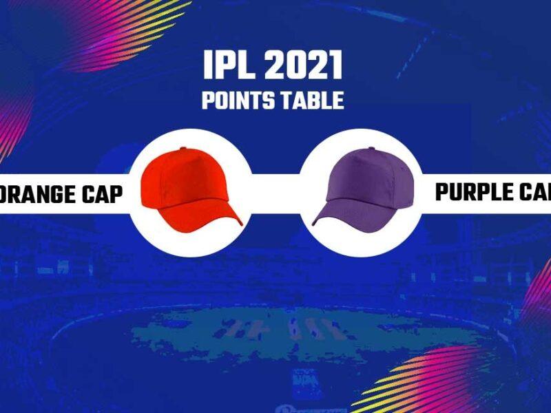 IPL 2021: कोलकाता और बैंगलोर मैच के बाद पर्पल और ऑरेंज कैप पर भारतीय खिलाड़ियों का दबदबा, जानिए कौन हैं टॉप पर 10