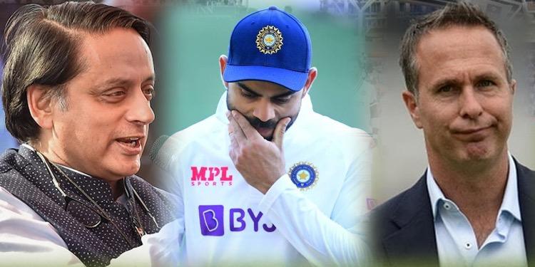 """IND vs ENG: """"ये क्या पागलपन है?"""" अश्विन को नहीं मिली चौथे टेस्ट में जगह तो भड़के माइकल वॉन, शशि थरूर ने भी दिखाया गुस्सा 1"""