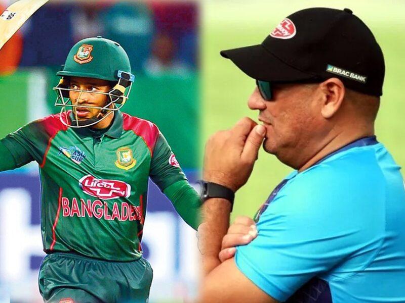 बांग्लादेश के कोच ने मुशफिकुर रहीम पर लगाया आरोप, कहा वो टी20 में विकेटकीपिंग नहीं करना चाहते, जानिए वजह 7