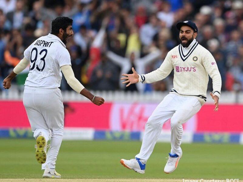 """ENG vs IND: """"लंच के बाद बुमराह मेरे पास आया और बोला मुझे गेंद दो मै मैच जीता सकता हूँ"""" विराट कोहली ने बताया कैसे बुमराह ने बदल दिया मैच 15"""