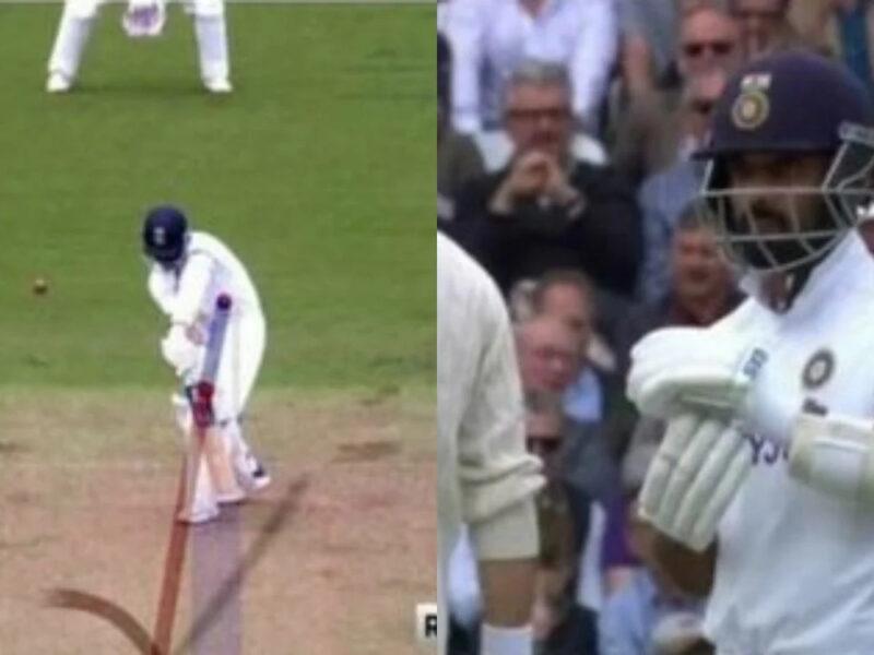 विराट कोहली की सूझबूझ ने अजिंक्य रहाणे को आउट होने से बचाया, इंग्लिश टीम हुई हैरान, देखें वीडियो 15
