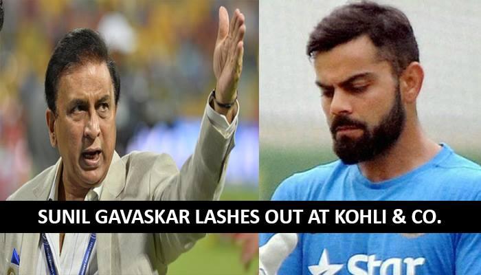 """ENG vs IND: सुनील गावस्कर को पसंद नहीं आया विराट कोहली का ये फैसला, कहा """"हर खिलाड़ी के लिए बना रखा है अलग नियम"""" 12"""