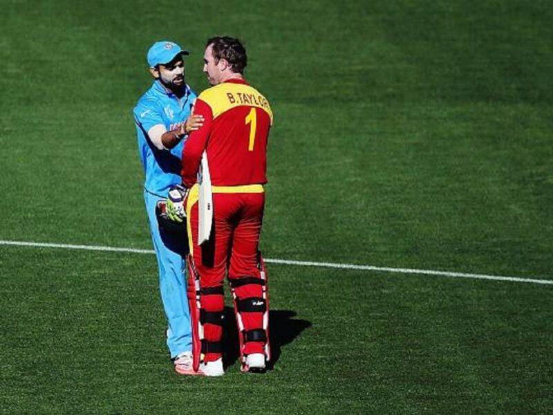 ब्रेंडन टेलर आज खेलेंगे अपना अंतिम मैच, आईसीसी से ने स्पेशल तरीके से दिया विदाई 7