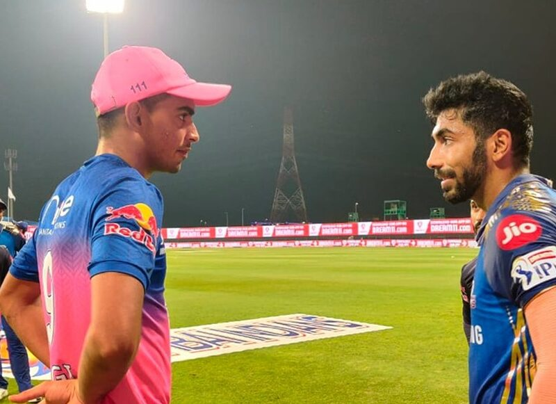 IPL 2021 :पंजाब पर राजस्थान की जीत के बाद ट्विटर पर छाए कार्तिक त्यागी और महिपाल लोमरोर, जसप्रीत बुमराह के ट्वीट ने जीत लिया दिल 12