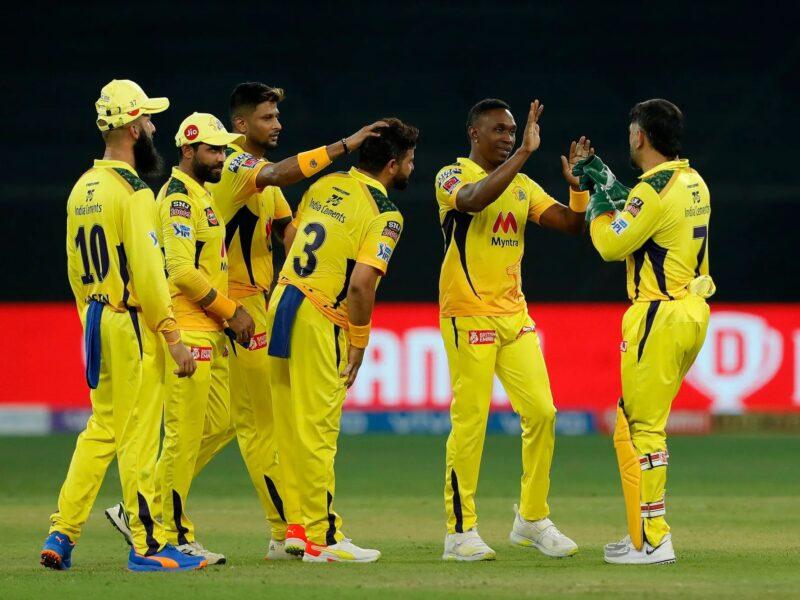 IPL 2021 Points Table: पॉइंट्स टेबल में टॉप पर पहुंची चेन्नई सुपर किंग्स, जानिए कौन सी 4 टीम कर रही प्ले ऑफ के लिए क्वालीफाई 11
