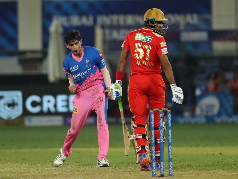 आखिरी ओवर में राजस्थान के इस गेंदबाज ने पंजाब किंग्स के जबड़े से छिन ली जीत, जानिए पूरे मैच का हाल 5