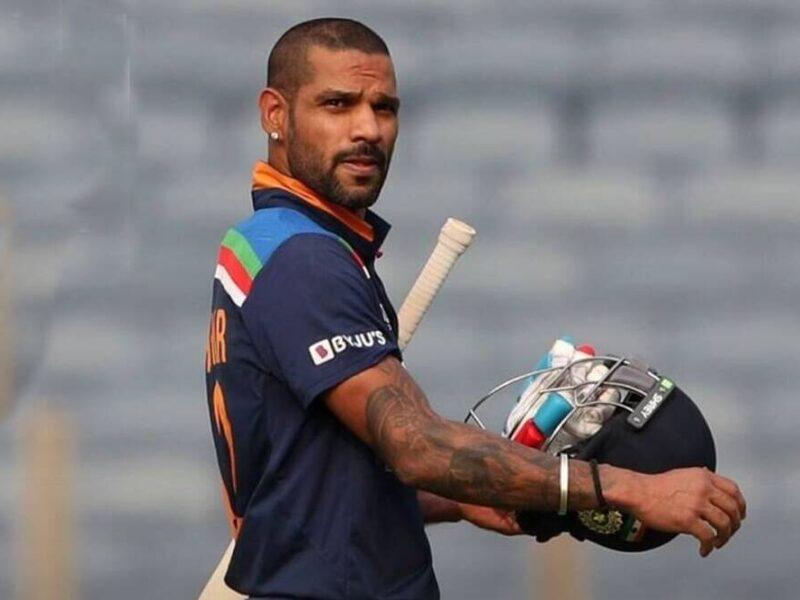 मुख्य चयनकर्ता चेतन शर्मा ने बताया क्यों टी20 विश्व कप 2021 में नहीं दी गई शिखर धवन को जगह 12
