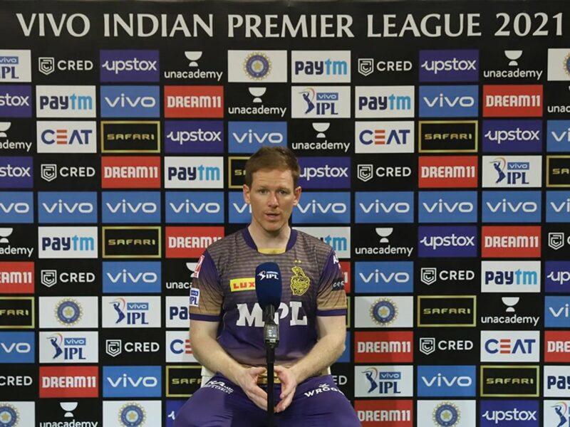 IPL 2021: RCB को हराने के बाद ओएन मॉर्गन ने वरुण चक्रवर्ती नहीं बल्कि इन्हें दिया जीत का पूरा श्रेय 11
