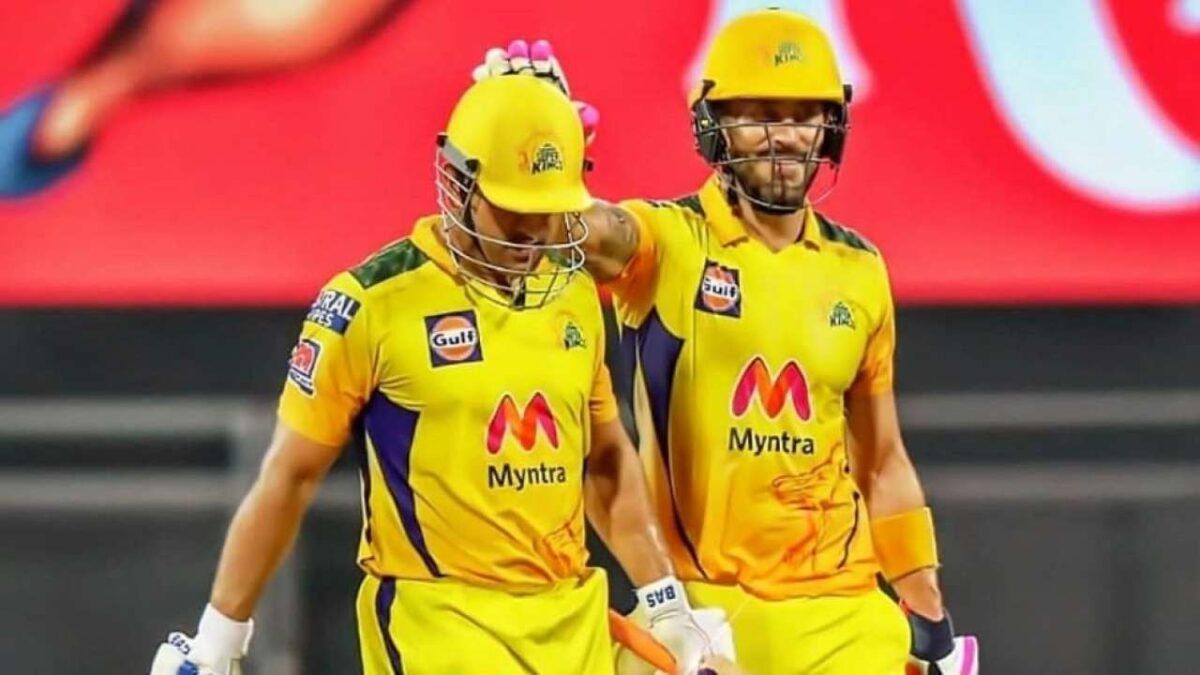 आईपीएल के दूसरे फेज से पहले सीएसके के लिए बुरी खबर, एमएस धोनी का स्टार खिलाड़ी हुआ चोटिल 1