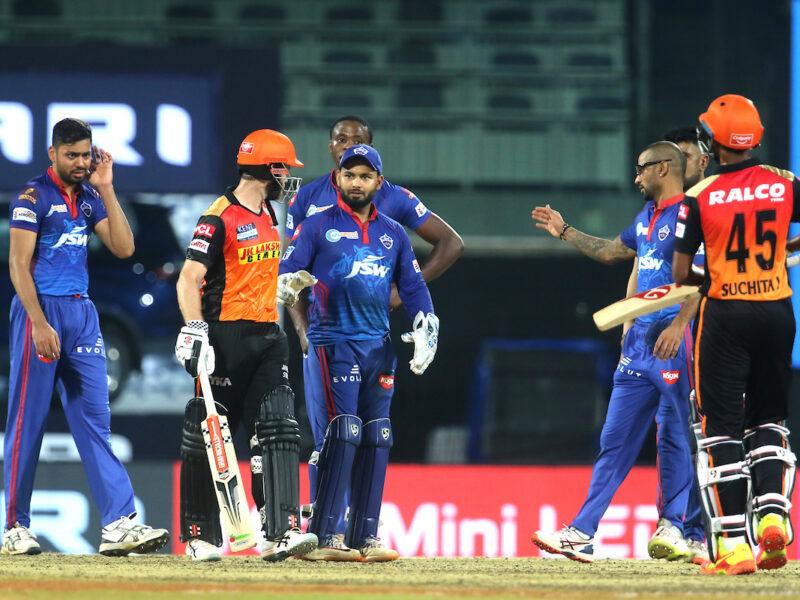 DC vs SRH, MATCH PREVIEW: सनराइजर्स हैदराबाद को हरा प्लेऑफ में पहुंचना चाहेगी दिल्ली कैपिटल्स, ये है दोनों की टीम 10