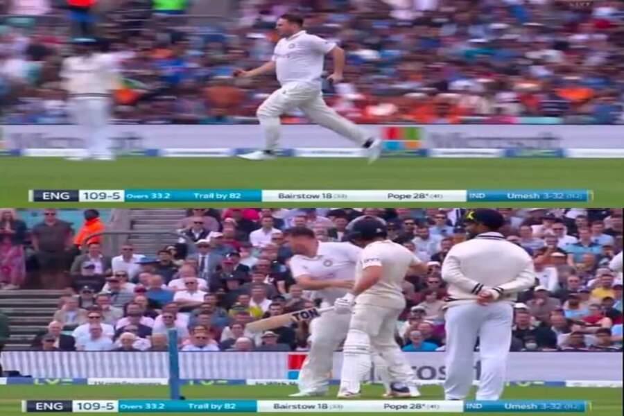 """""""जारवो ने मैदान पर घूस कर इंग्लैंड के खिलाड़ी को धक्का मारा उस पर किसी ने कुछ नहीं कहा"""" रवि शास्त्री के बचाव में उतरा पाकिस्तान, इंग्लैंड को लगाई फटकार 3"""