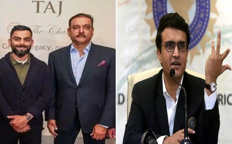 बुक लॉन्च इवेंट' को लेकर रवि शास्त्री के खिलाफ होगा एक्शन? बीसीसीआई अध्यक्ष सौरव गांगुली ने दिया बड़ा बयान 12