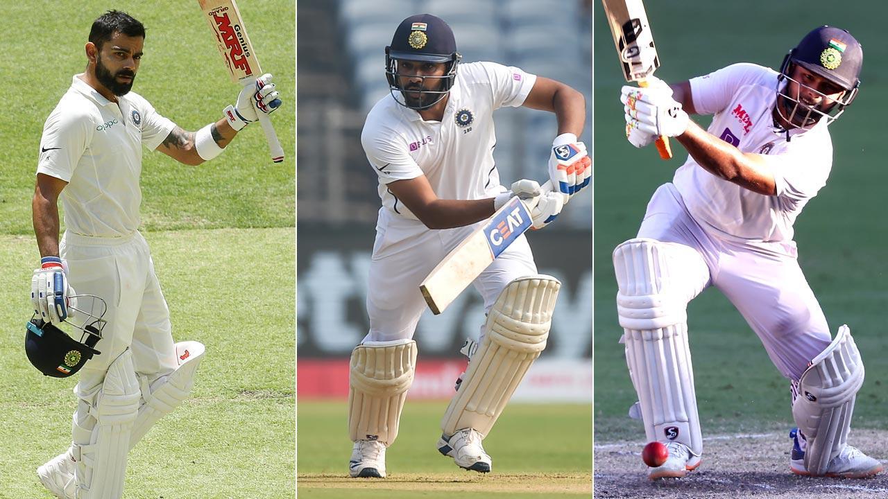सचिन, सौरव और द्रविड़ के बल्लेबाजी की तुलना विराट और रोहित से करते हुए शेन वार्न ने इन्हें बताया बेहतर 3