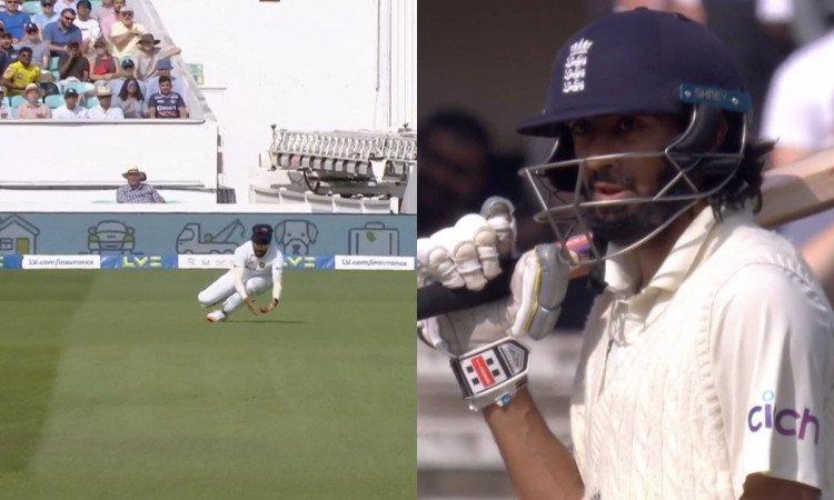 VIDEO: मोहम्मद सिराज ने कैच छोड़ा या मैच? मुश्किल में फंसी टीम इंडिया, देखें वीडियो 9
