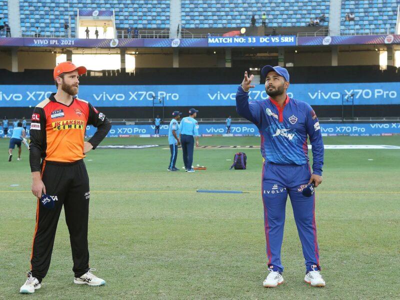 DC vs SRH: टॉस जीत कर दिल्ली कैपिटल्स के खिलाफ बैटिंग करेगी सनराइजर्स हैदराबाद, नजराजन की जगह इस खिलाड़ी को मिला मौका 14