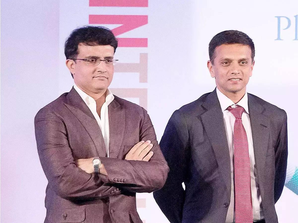 रवि शास्त्री के जाने के बाद राहुल द्रविड़ होंगे भारतीय टीम के नये कोच: सौरव गांगुली 1