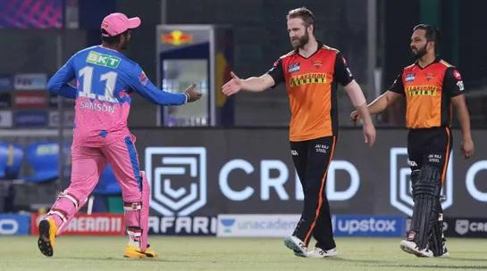 RR vs SRH: राजस्थान रॉयल्स ने टॉस जीत किया बल्लेबाजी का फैसला, हैदराबाद ने दिग्गज खिलाड़ी को किया बाहर 1