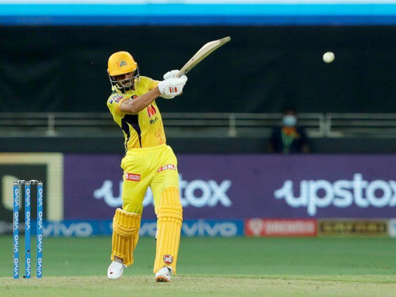 IPL के पहले ही मैच में ऋतुराज गायकवाड़ का धमाकेदार अर्द्धशतक, मुंबई इंडियंस के गेंदबाजो की उड़ाई धज्जियां 13