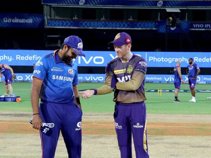 MM vs KKR: केकेआर ने जीता टॉस, पहले बैटिंग करेगी मुंबई इंडियंस, रोहित शर्मा की हुई वापसी तो बाहर हुआ ये बड़ा खिलाड़ी 4