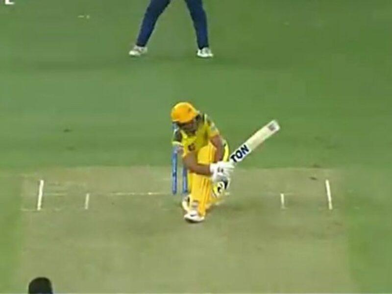 आईपीएल 2021: ऋतुराज गायकवाड़ के सामने काम नहीं आया बुमराह का अनुभव, गुमराह कर स्लिप में जड़ दिया छक्का 13