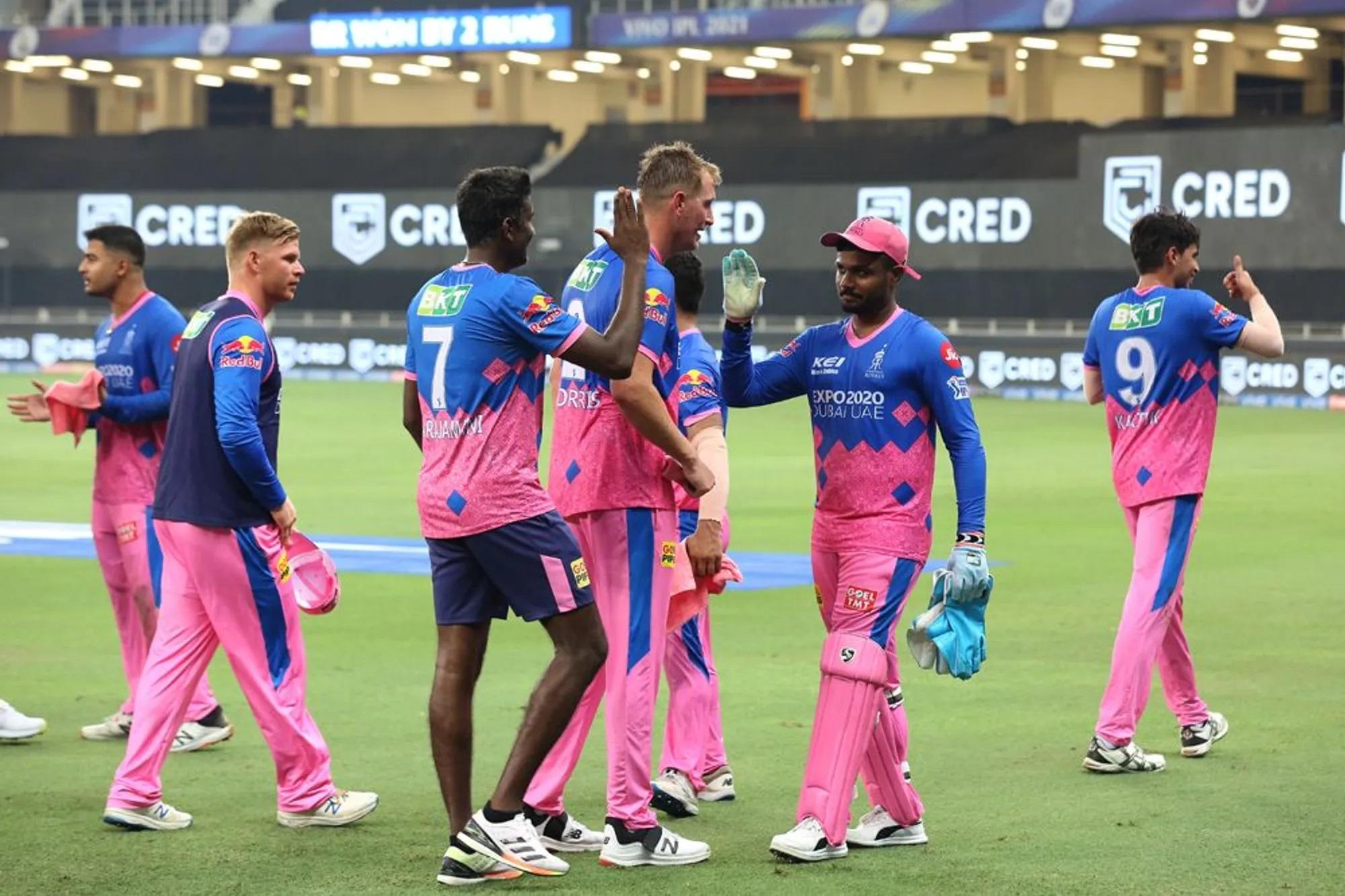 RR vs SRH: राजस्थान रॉयल्स ने टॉस जीत किया बल्लेबाजी का फैसला, हैदराबाद ने दिग्गज खिलाड़ी को किया बाहर 2