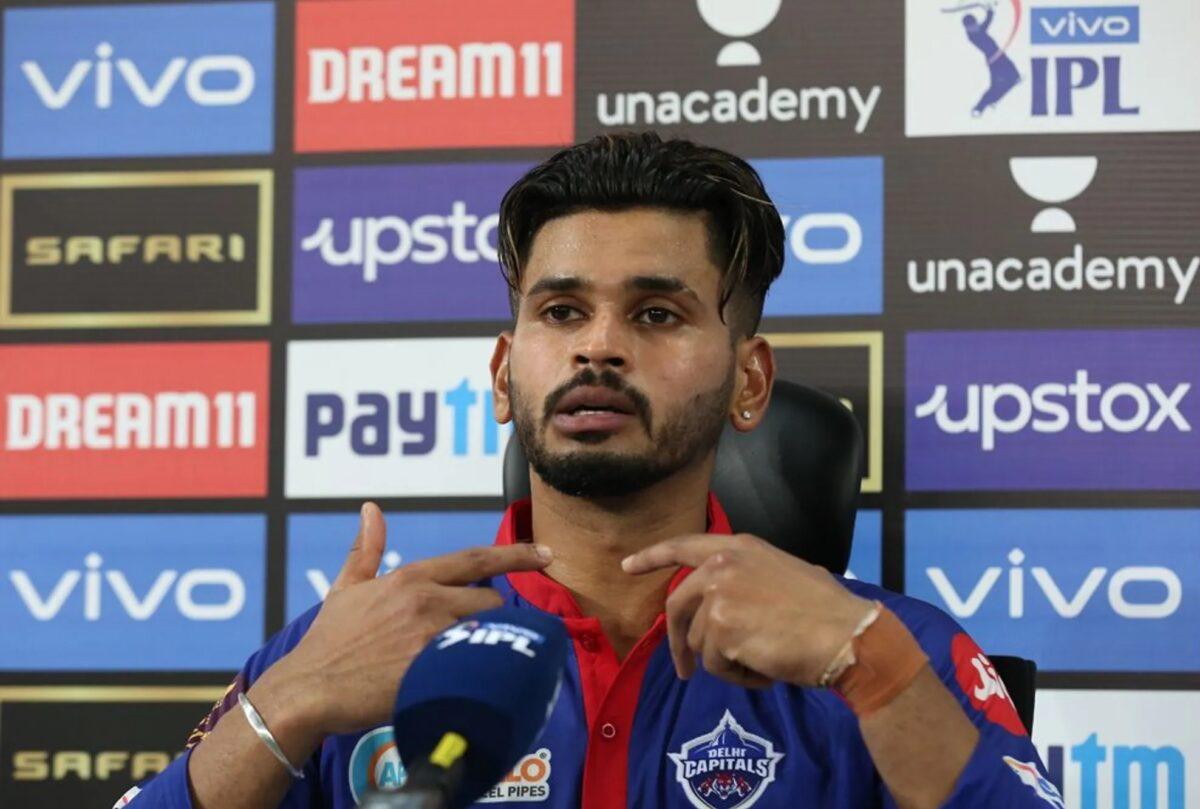दिल्ली कैपिटल्स की कप्तानी छिनने पर श्रेयस अय्यर ने तोड़ी चुप्पी, ऋषभ पंत पर दिया चौकाने वाला बयान 1