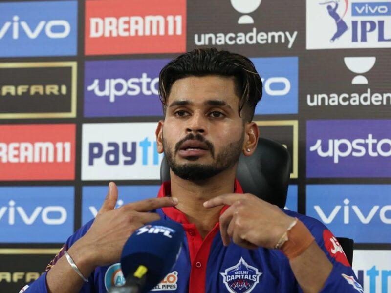 दिल्ली कैपिटल्स की कप्तानी छिनने पर श्रेयस अय्यर ने तोड़ी चुप्पी, ऋषभ पंत पर दिया चौकाने वाला बयान 5