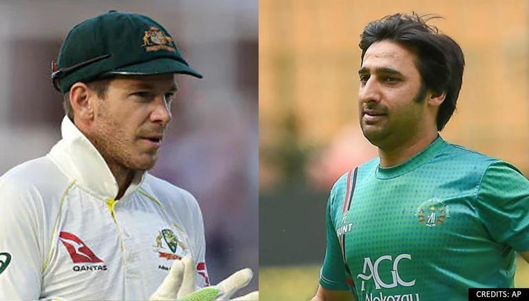 असगर अफगान ने ऑस्ट्रेलियाई कप्तान टिम पेन को लगाई फटकार, कहा दोबारा अफगानिस्तान के बारे में ऐसा मत बोलना 6