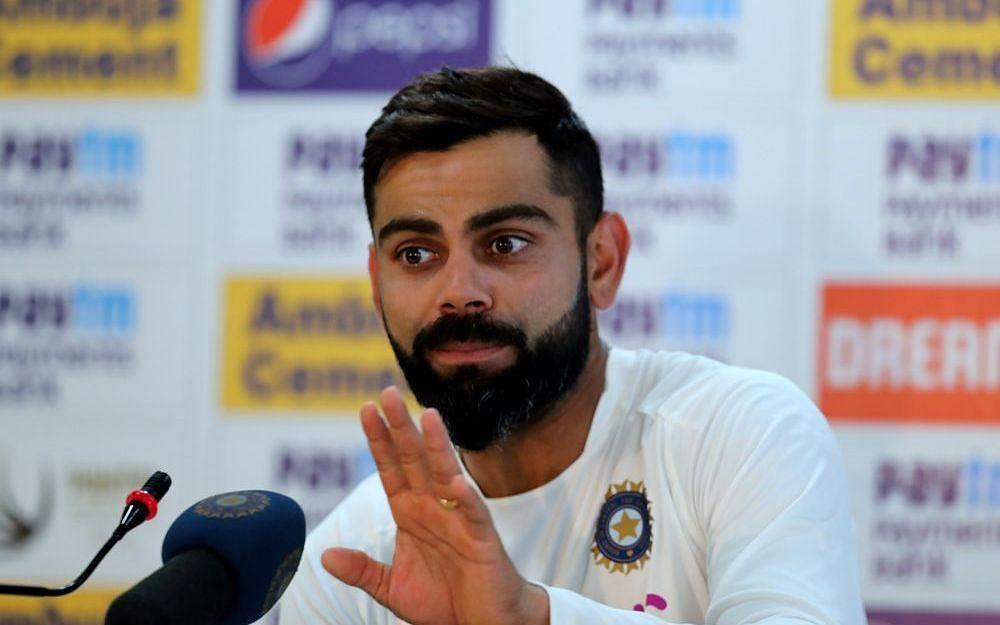 मैनचेस्टर टेस्ट मैच कैंसिल होने पर कप्तान विराट कोहली ने पहली बार तोड़ी चुप्पी, भारतीय कप्तान ने आलोचको की बंद की बोलती 1