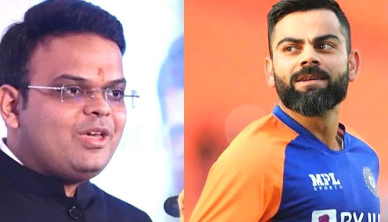 REPORTS: सीनियर भारतीय खिलाड़ी ने जय शाह से की थी विराट कोहली की शिकायत, फिर बना कप्तानी छोड़ने का दबाव 10