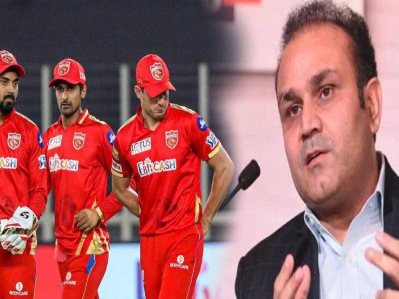 'बच्चे भी इतने डायपर नहीं बदलते, जितना पंजाब की टीम अपनी इलेवन बदलती है', वीरेंद्र सहवाग ने उड़ाया पंजाब किंग्स का मजाक 7