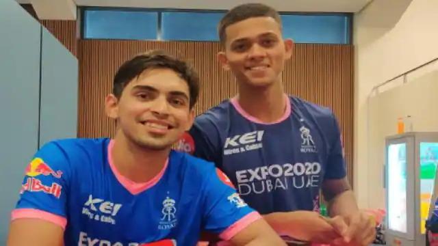 राजस्थान रॉयल्स की जीत के हीरो कार्तिक त्यागी को कप्तान संजू सैमसन ने बताया ब्रेट ली 14