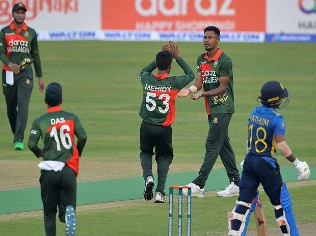 ICC T20 WORLD CUP 2021: SL vs BAN: श्रीलंका के तूफ़ान में उड़ी बांग्लादेश, 5 विकेट से रौंद की जीत की शुरुआत 1