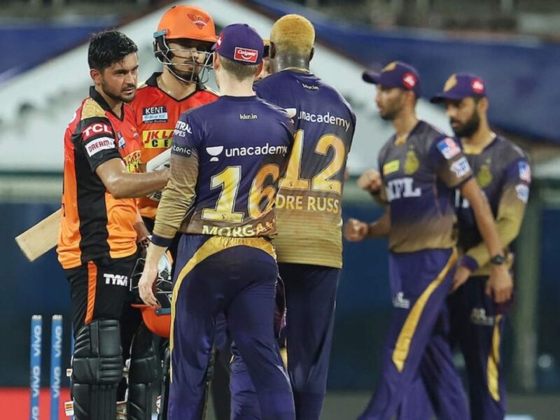 KKR vs SRH: सनराइजर्स हैदराबाद को हरा केकेआर ने प्लेऑफ की तरह बढ़ाया एक और कदम, मुंबई पर मंडरा रहा बाहर होने का खतरा 4